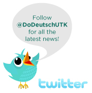 Follow @dodeutschUTK on Twitter